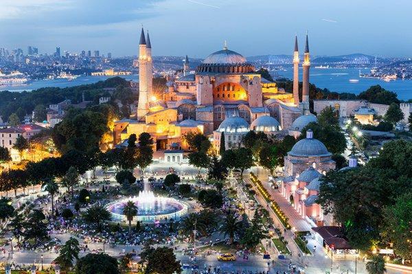 Интернет-пользователи назвали Стамбул самым гостеприимным городом Европы.