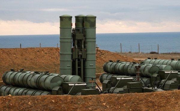 Россия начала поставки Турции С-400.