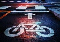 Участники ночного велофестиваля в Москве установили мировой рекорд