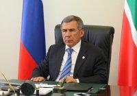 Минниханов выразил соболезнования в связи с гибелью татарстанцев в ДТП с автобусом