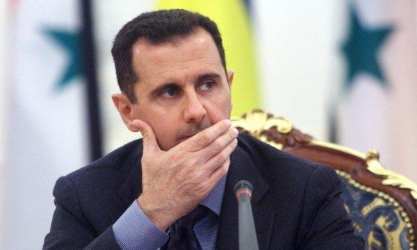 Башар Асад встретился со старшим помощником спикера парламента Ирана по международным вопросам.