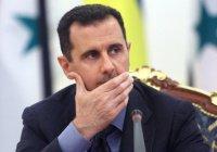 Башар Асад выразил поддержку Ирану