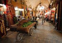 В Алеппо восстановили разрушенный боевиками древний рынок Сакатыя