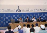 Летняя школа для абитуриентов открылась в Болгарской исламской академии