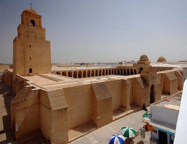 Великая мечеть Кайруана