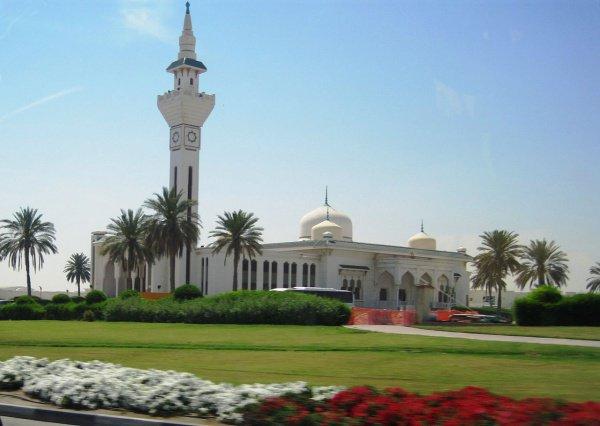 Мечеть в Катаре (Автор: RajeshUnuppally)