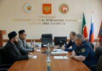 ДУМ РТ и УФСИН по РФ подпишут соглашение о сотрудничестве
