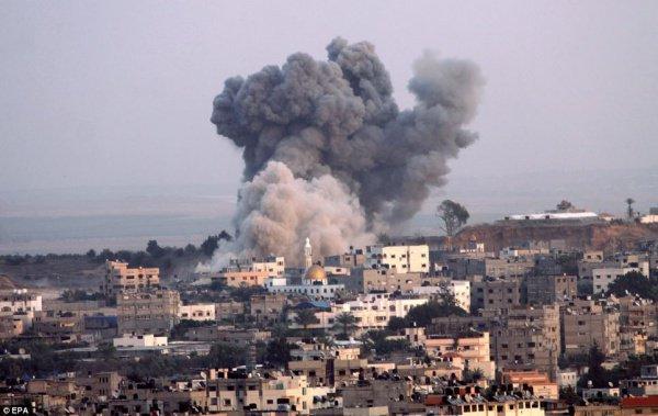 В России обеспокоены вероятностью коллапса на Ближнем Востоке.