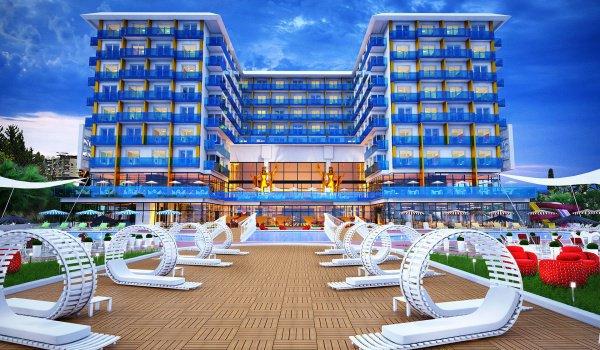Турецкие отели предлагают россиянам выгодные цены