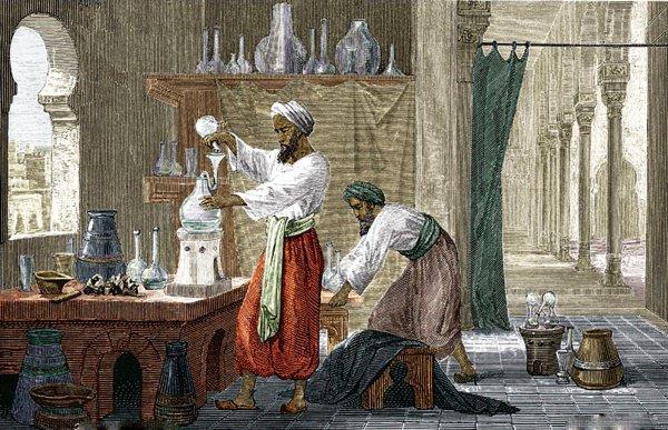 """""""Рази был первым персидским врачом, который сознательно написал домашнее медицинское руководство"""""""