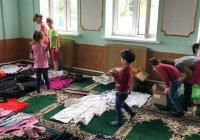 В Ногинске прошла благотворительная акция для сирийских беженцев