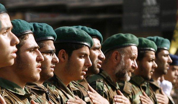 Ливанское движение попало в список террористических организаций.