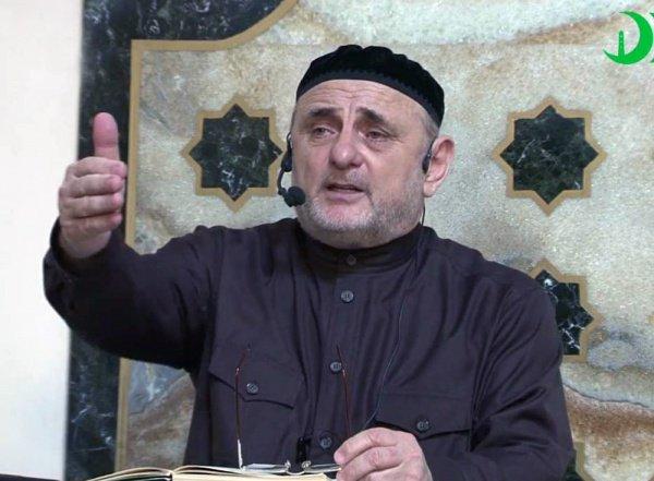 Абдуррахман Мартазанов.