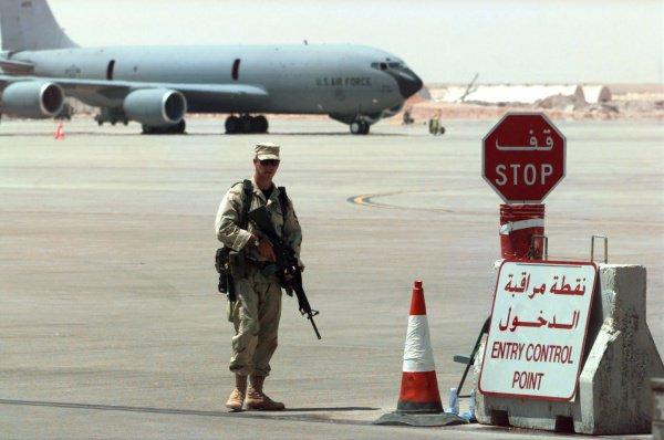 Военный контингент США в Саудовской Аравии будет увеличен.