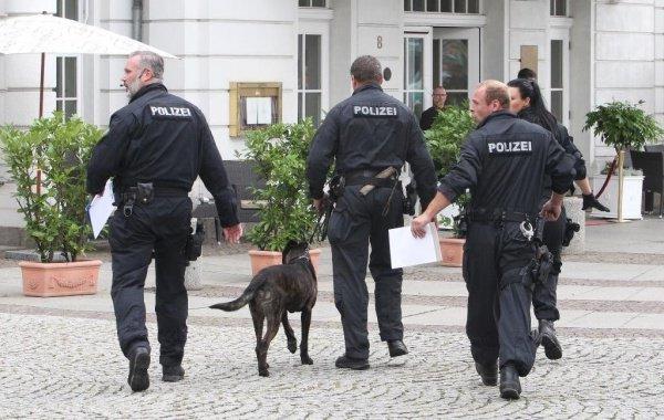 Обыски прошли в квартирах предполагаемых экстремистов.