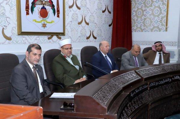 А иорданской столице стартовали курсы для религиозных деятелей.