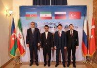 Россия, Иран, Турция и Азербайджан договорились о сотрудничестве в области информационных технологий