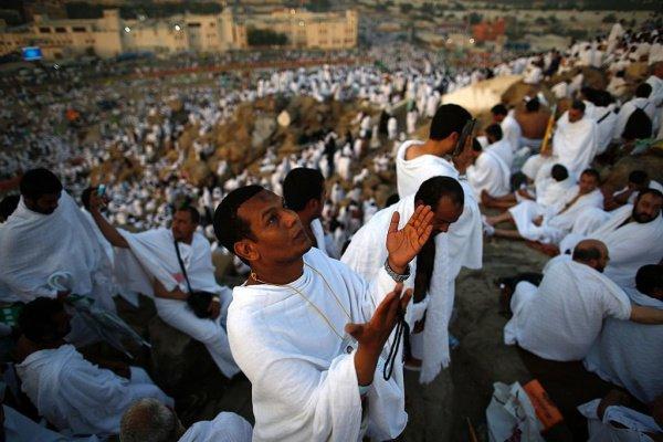 Как хадж меняет судьбы людей (Фото: Ahmad Gharabli /AFP/Getty Images)