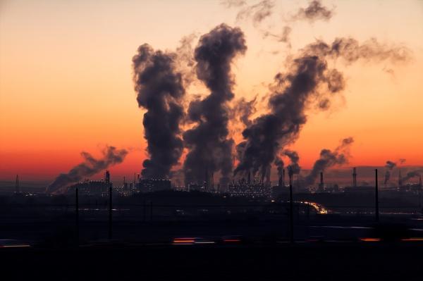 По концентрации диоксида азота можно в целом судить о загрязненности городского воздуха