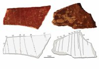 Древнейшие рисунки на камнях нашли в Китае