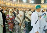 25 тысяч мусульман России совершат Хадж в 2019 году