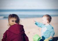 Стало известно, как не навредить детям отдыхом на море
