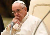 Папа Римский написал письмо Башару Асаду