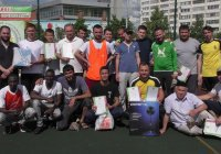 В Казани прошли соревнования по мини-футболу среди прихожан мечетей