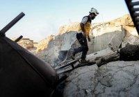 Турция обвинила Россию в убийстве мирных жителей в Сирии
