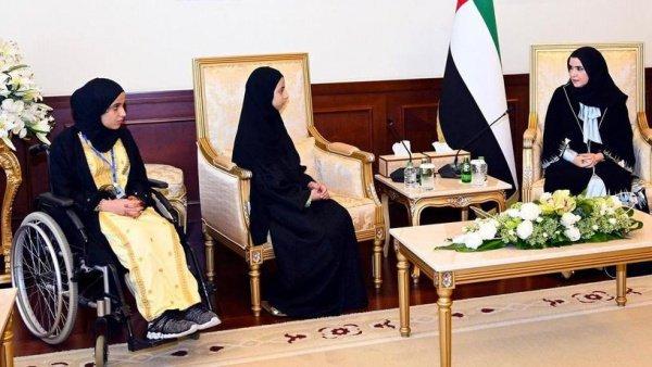 Дети будут консультировать правительство ОАЭ.