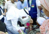 101-летняя мусульманка прибыла в Саудовскую Аравию на Хадж