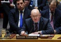 Небензя призвал отправить миссию ООН в зону палестино-израильского конфликта