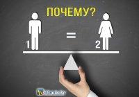 Почему свидетельство двух женщин равно свидетельству одного мужчины?