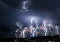 Число погибших от молний в Индии достигло 32 человек