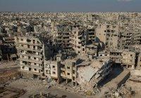Министр: санкции нанесли Сирии не меньший ущерб, чем террористы