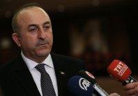 Чавушоглу: сирийский конституционный комитет может быть сформирован в ближайшие дни