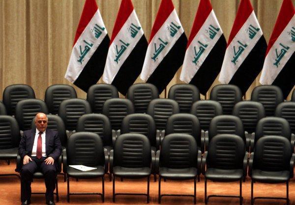 Правительство Ирака осталось без 11 министров.