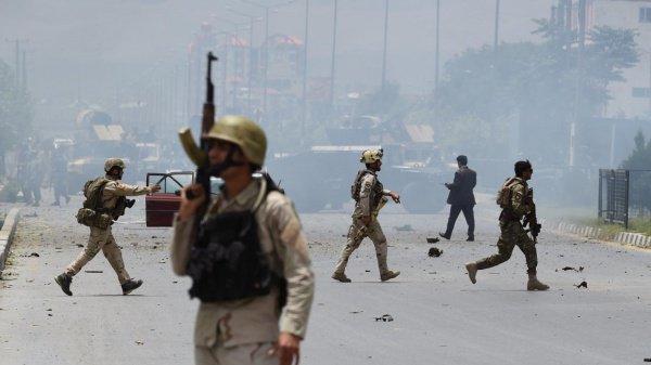 Десятки правоохранителей погибли в Афганистане.
