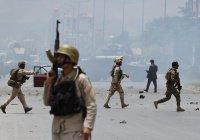 Сразу 37 правоохранителей погибли в Афганистане в результате атаки боевиков