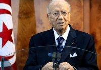 Президент Туниса скончался