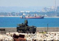 Военный парад в день ВМФ России пройдет в сирийском Тартусе