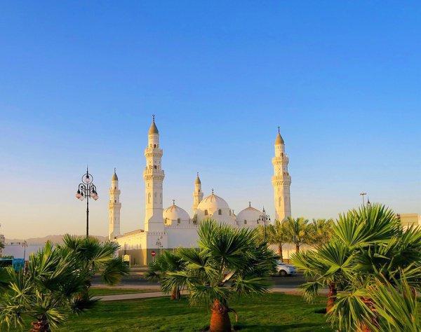 Мечеть аль-Куба.