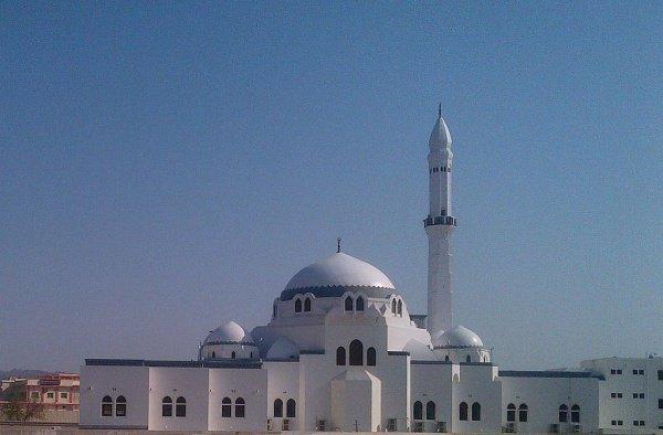 Мечеть Джума.