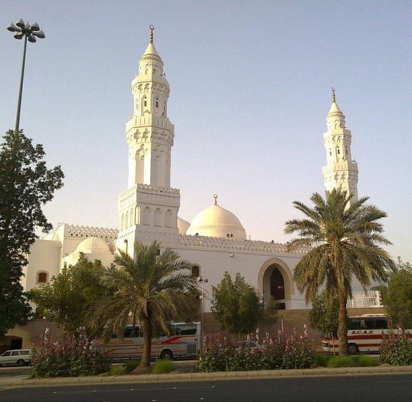 Мечеть аль-Киблатайн.