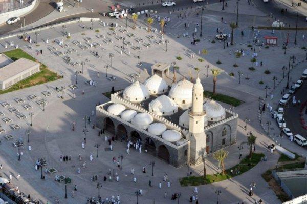 Мечеть аль-Гамама.