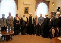 Генсек Всемирной исламской лиги посетил Московскую Соборную мечеть