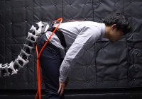 В Японии создали механический хвост для людей (ВИДЕО)