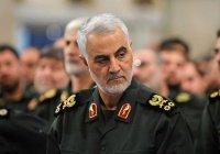 Командир КСИР заявил о вероятности войны Ирана и США в Сирии