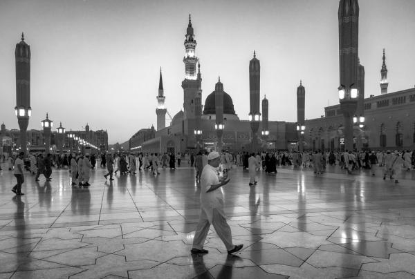 Саудовская Аравия готова принять хаджиев (Фото: Adli Wahid/unsplash)