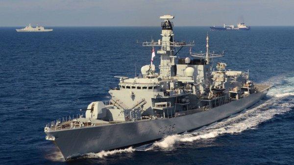 В Ормузском проливе появятся британские военные.